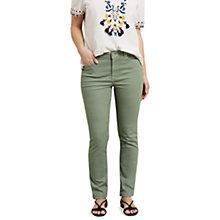 Buy Violeta by Mango Slim-Fit Julie Jeans Online at johnlewis.com