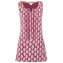 Buy White Stuff Brazil Vest Tunic Dress Online at johnlewis.com