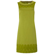 Buy White Stuff Plain Harrow Dress, Pickle Green Online at johnlewis.com