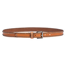 Buy Gerard Darel Cactee Belt, Beige Online at johnlewis.com