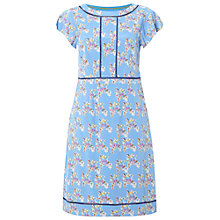 Buy White Stuff Carmen Dress, Wash Blue Online at johnlewis.com