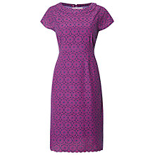 Buy White Stuff Merida Dress, Mexican Purple Online at johnlewis.com