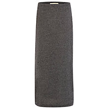 Buy Warehouse Lolita Plain Maxi Skirt, Mono Grey Online at johnlewis.com