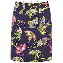 Buy White Stuff Maracas Skirt, Navy Online at johnlewis.com