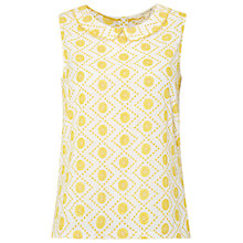 Buy White Stuff Daisy Chain Vest Top Online at johnlewis.com