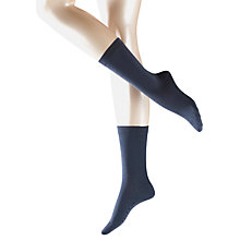 Buy Falke Soft Merino Ankle Socks Online at johnlewis.com