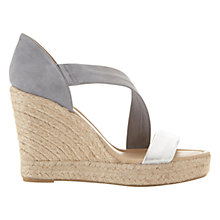 Buy Mint Velvet Joanna Wedge Sandals Online at johnlewis.com