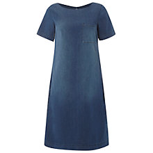 Buy White Stuff Summer Dress, Denim Online at johnlewis.com