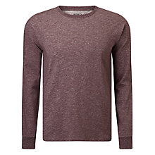 Buy Carhartt WIP Holbrook Crew Neck Jumper, Chianti Noise Heather Online at johnlewis.com