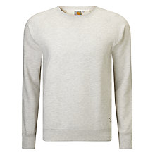 Buy Carhartt WIP Holbrook Jersey Top, Snow Noise Heather Online at johnlewis.com