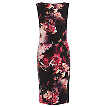 Buy Coast Piana Print Carly Jersey Dress, Multi Online at johnlewis.com