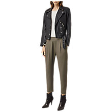 Buy AllSaints Aleida Trousers Online at johnlewis.com