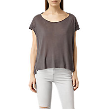 Buy AllSaints Pina T-Shirt Online at johnlewis.com