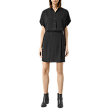 Buy AllSaints Mario Dress Online at johnlewis.com