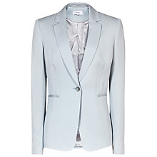 Buy Reiss Reale Single Breasted Jacket, Chantilly Blue Online at johnlewis.com