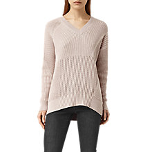 Buy AllSaints Meller Jumper Online at johnlewis.com