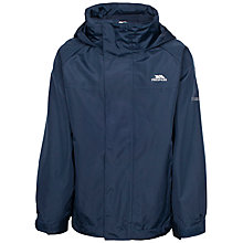 Buy Trespass Children's Skydive 3-in-1 Waterproof Jacket, Navy Online at johnlewis.com