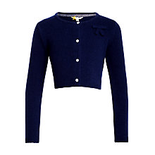 Buy John Lewis Heirloom Collection Girls' Cashmere Mix Cardigan Online at johnlewis.com
