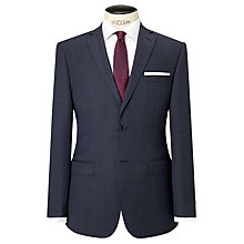 Buy Daniel Hechter Pindot Tailored Suit Jacket, Charcoal Online at johnlewis.com