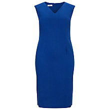 Buy Windsmoor Shift Dress, Bright Blue Online at johnlewis.com