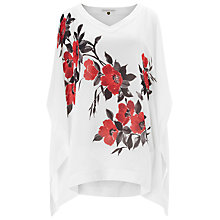 Buy Jacques Vert Poppy Tunic, Cream Online at johnlewis.com