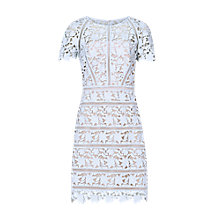 Buy Reiss Orchid Lace Dress Online at johnlewis.com