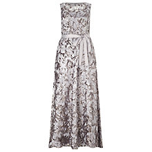 Buy Studio 8 Mercury Maxi Dress, Silver Online at johnlewis.com