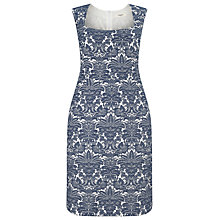 Buy Studio 8 Petra Dress, Blue Online at johnlewis.com