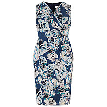 Buy Studio 8 Clemmy Rose Print Dress, Multi Online at johnlewis.com