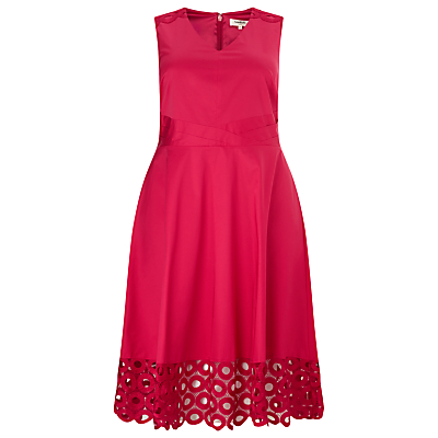 Studio 8 Adelaide Dress, Raspberry