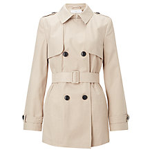 Buy John Lewis Short Trench Coat Online at johnlewis.com