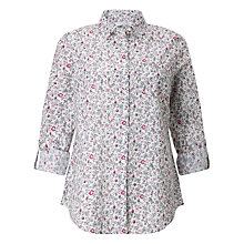 Buy John Lewis Bird Print Shirt Online at johnlewis.com