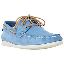 Buy Dune Belize Nubuck Lace-Up Boat Shoes Online at johnlewis.com