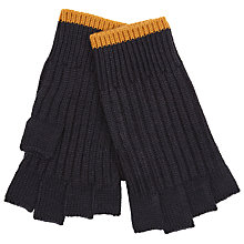 Buy Kin by John Lewis Fingerless Gloves Online at johnlewis.com