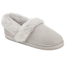 Buy John Lewis Comfort Cuff Slippers Online at johnlewis.com