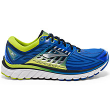 Buy Brooks Glycerin 14 Men's Running Shoes, Blue/Multi Online at johnlewis.com