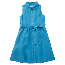 Buy Jigsaw Girls' Linen Shirt Dress Online at johnlewis.com