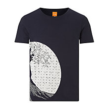 Buy BOSS Orange Tomsin T-Shirt Online at johnlewis.com