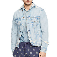 Buy Denim & Supply Ralph Lauren Denim Jacket, Orson Online at johnlewis.com