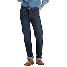 Buy Levi's 501 Original Straight Jeans, Smith Station Online at johnlewis.com