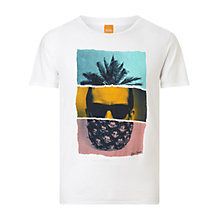 Buy BOSS Orange Towney T-Shirt Online at johnlewis.com