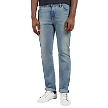 Buy Levi's 511 Slim Fit Jeans, Light Wash Online at johnlewis.com