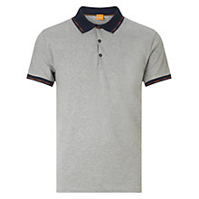 Buy BOSS Orange Pejo Polo Top Online at johnlewis.com