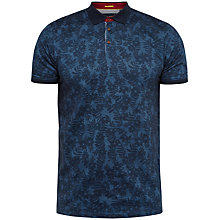 Buy Ted Baker T For Tall Bopptt Polo Shirt, Navy Online at johnlewis.com