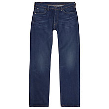 Buy Levi's 501 Original Chip Jeans, Blue Online at johnlewis.com