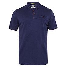 Buy Ted Baker T for Tall Bustt Polo Shirt, Navy Online at johnlewis.com