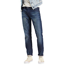 Buy Levi's 511 Slim Fit Indigo Mountain Jeans, Blue Online at johnlewis.com