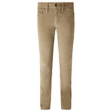 Buy Levi's 511 Slim Fit Corduroy Trousers Online at johnlewis.com