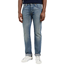 Buy Levi's 501 Nelson Skinny Jeans, Nero Online at johnlewis.com