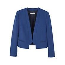 Buy Mango Cropped Jacket Online at johnlewis.com